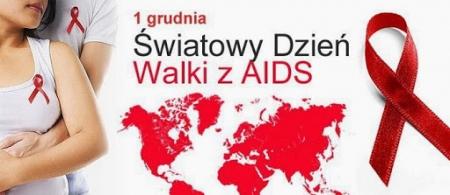 Od 1988 roku dzień 1 grudnia jest obchodzony jako Światowy Dzień AIDS.