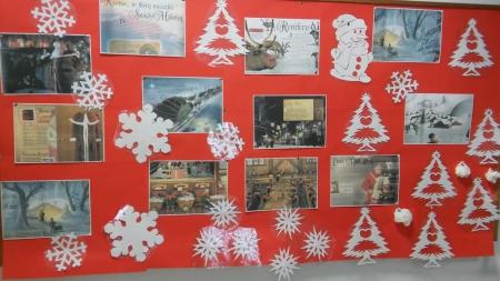 Święty Mikołaj w bibliotece!