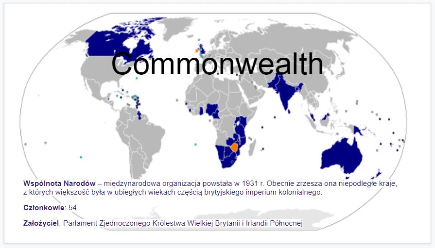Konkursie szkolnym ''Commonwealth''