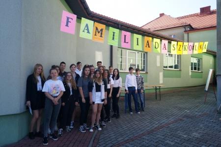 Turniej ''Szkolna Familiada''