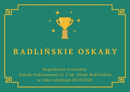 Radlińskie Oskary